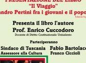"""Presentazione libro Viaggio. Sandro Pertini giovani popolo"""""""