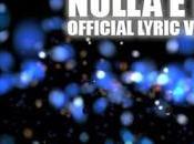 099: Online lyric video Nulla Caso