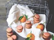 Macaron Clementine Cioccolato