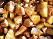 Bocconcini pollo all'ananas