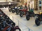 Visita alle Officine Benelli, museo dedicato alla casa Leone.