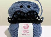 Grano: nostro pattern Gomitolo Rosa, filo unisce |Magliuomini