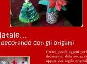 NATALE… decorando origami!!!