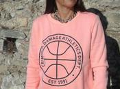 Romantico audace l'abito rosa