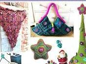 CROCHET: ART-BOOK INTRECCI STILE COVER!