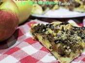 Pizza Croccante Dolce Mele, Passa Nocciole