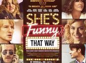 Nuova recensione Cineland. Tutto accadere Broadway (She's Funny That Way) Bogdanovich