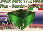 Linux Mint 17.2 Mate italiano plus 32bit
