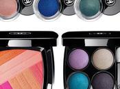 Chanel MakeUp smalti primavera 2016. Anteprima L.A. Sunrise