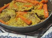 Capocollo alle spezie carote allo zafferano