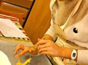 Spirali alla marmellata quattro mani