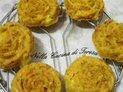 Muffin zucca formaggio