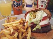 L'hamburger Bufala Baobab Organic Burger