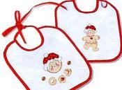 Punto croce natale schemi bavette tema natalizio