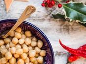 ricetta weekend: come fare hummus natalizio.