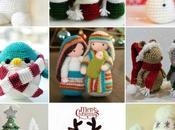 Amigurumi natalizi: raccolta schemi