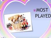Most played prodotti rimpiazzo ottobre 2015