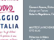 Nuovo viaggio Italia Roberto Napoletano Politecnico Milano