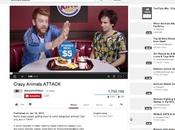 "Brillante: modo nuovo fare annunci ""pre roll"" YouTube Burger King"
