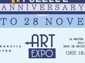 Sabato Novembre 2016: Anniversario secondo anno attività della Galleria d'Arte Puzzle Firenze