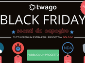 Black Friday: sconti capogiro twago!