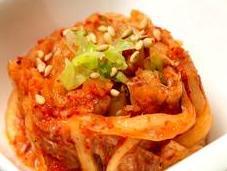 Korean Kimchi tutti
