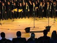 Altavoce concerto: coro spettacolo!
