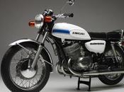 Kawasaki Mach Moto Modeling (Gunze Sangyo)