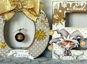 hobbyland challenge Natale glitter