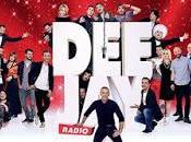 Eccolo Natale Radio Deejay (video): Cremonini vizia natalizia