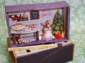 Natale scatola fiammiferi