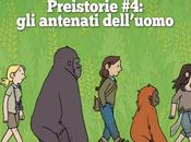 """Primati"", Ottaviani Maris Wicks, Castoro"