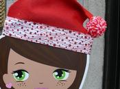 Creiamo cappello Babbo Natale senza cucire