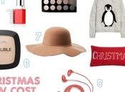 Christmas cost wishlist