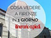 Cosa vedere Firenze giorno: itinerario piedi