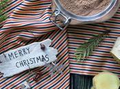 Cioccolata calda home made allo zenzero arancia regali Natale