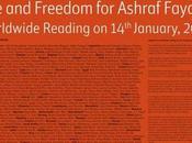Iniziative italiane poeta Ashraf Fayadh
