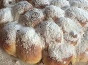 Danubio alla nutella (lievitata nella ghisa!)