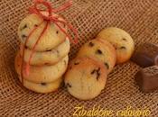 Biscotti gocce cioccolato