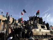 segni della sconfitta rivoluzione Libia