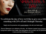 Illamasqua Happy Valentine's Day! Here's from with love