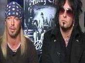 Motley Crue Nikki Sixx intervista Bret Michaels Poison (audio)