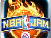 """Aggiornamento l'applicazione """"NBA Jam"""" versione"""