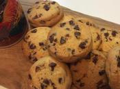 Cookies gocce cioccolato ricetta maurizio santin