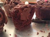 Muffin cuor cioccolatino
