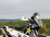 Husqvarna Team Rockstar Energy Factory Racing Dakar 2016