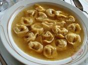 Cappelletti all'uso (mio) Romagna brodo manzo cappone