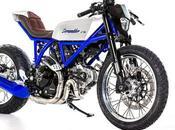 """Ducati Scrambler """"AL13 Blue"""" Moto Puro"""