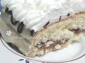 Pensieri fuori coro: torta cupido doppio cioccolato