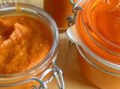 Salsa habanero orange